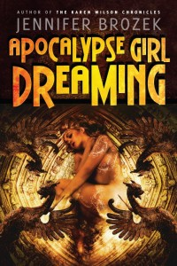 Apocalypse Girl Dreaming – Book Review