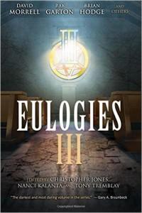 Eulogies III – Book Review