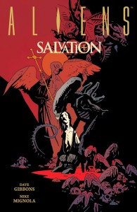 Aliens: Salvation – Graphic Novel Review