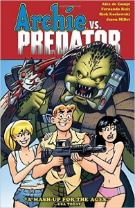 Archie vs. Predator – Graphic Novel Review