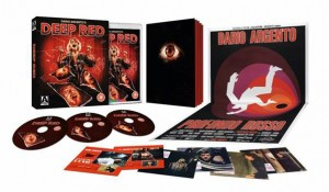 UK Argento Fans – Get Your Hands On The 'Deep Red' Special Edition!