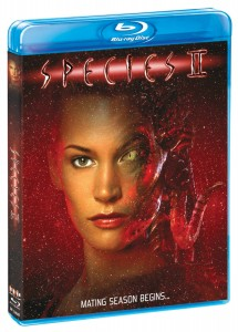 Scream Factory Shows the 'Species' Movies Some Love