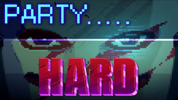 Party Hard – Video Game Review