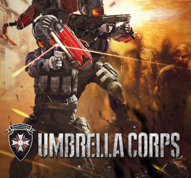 Check Out The Latest 'Umbrella Corps' Trailer