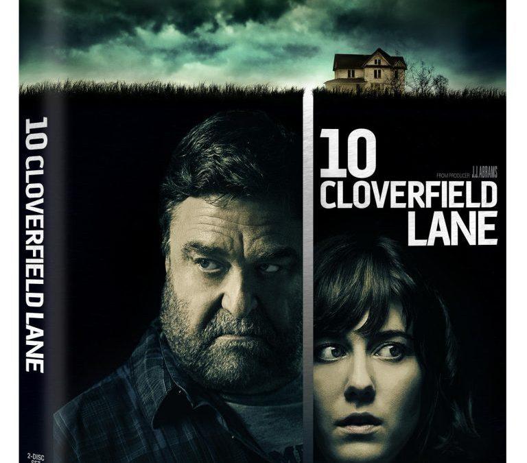 Own '10 Cloverfield Lane' June 14th!