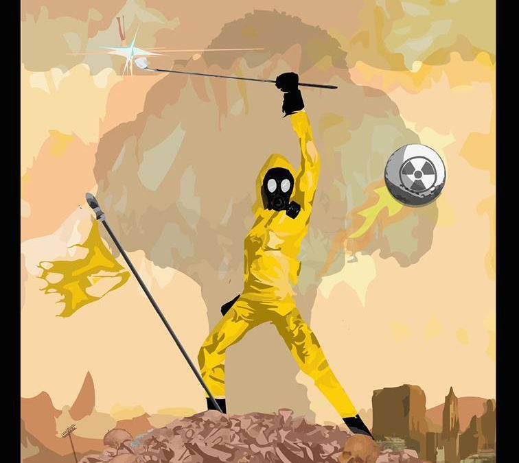 'Nuclear Golf' Is Bringing A Nine Iron To The Apocalypse!