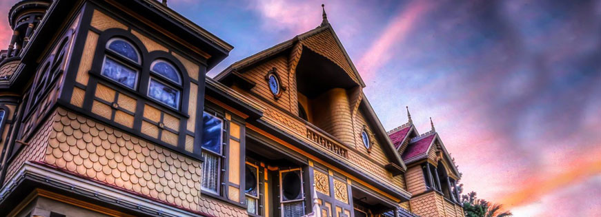 Want To Explore The Winchester Mystery House By Candlelight?