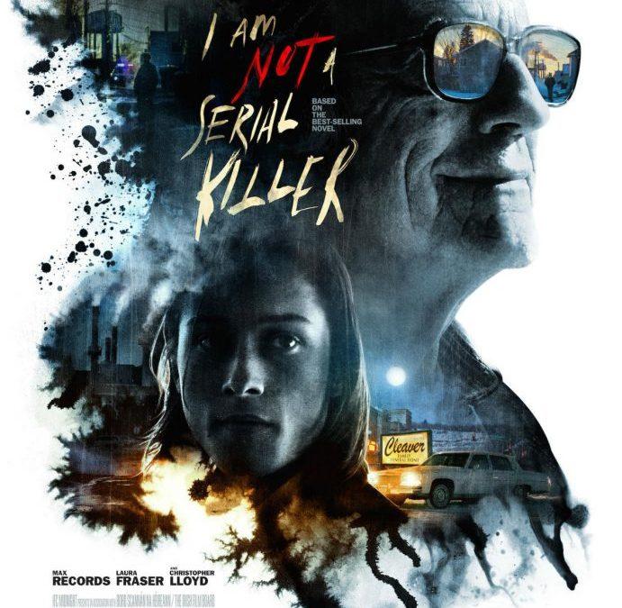 New Trailer for 'I Am Not a Serial Killer'