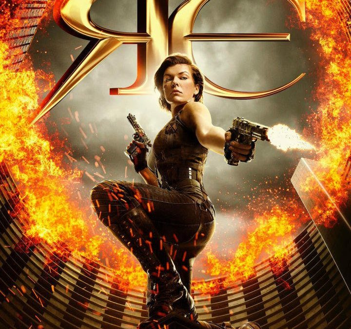 Alice Comes Home in the First Trailer for 'Resident Evil: The Final Chapter'!
