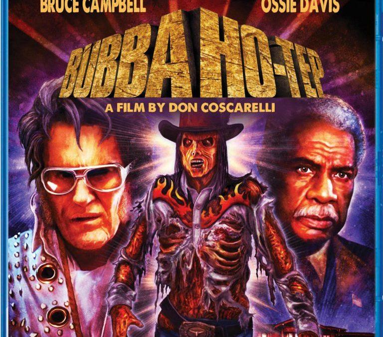 'Bubba Ho-Tep' Collector's Edition Blu-ray Dropping This November!