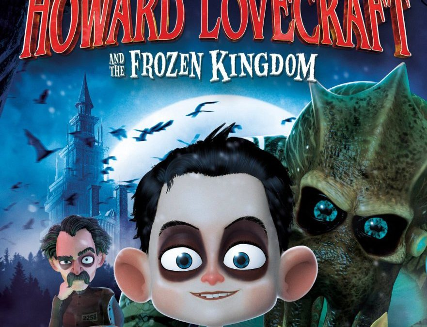 'Howard Lovecraft and the Frozen Kingdom' Preps the Future Wave of Horror Lovers!