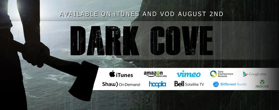 'Dark Cove' is Available On Demand Today!