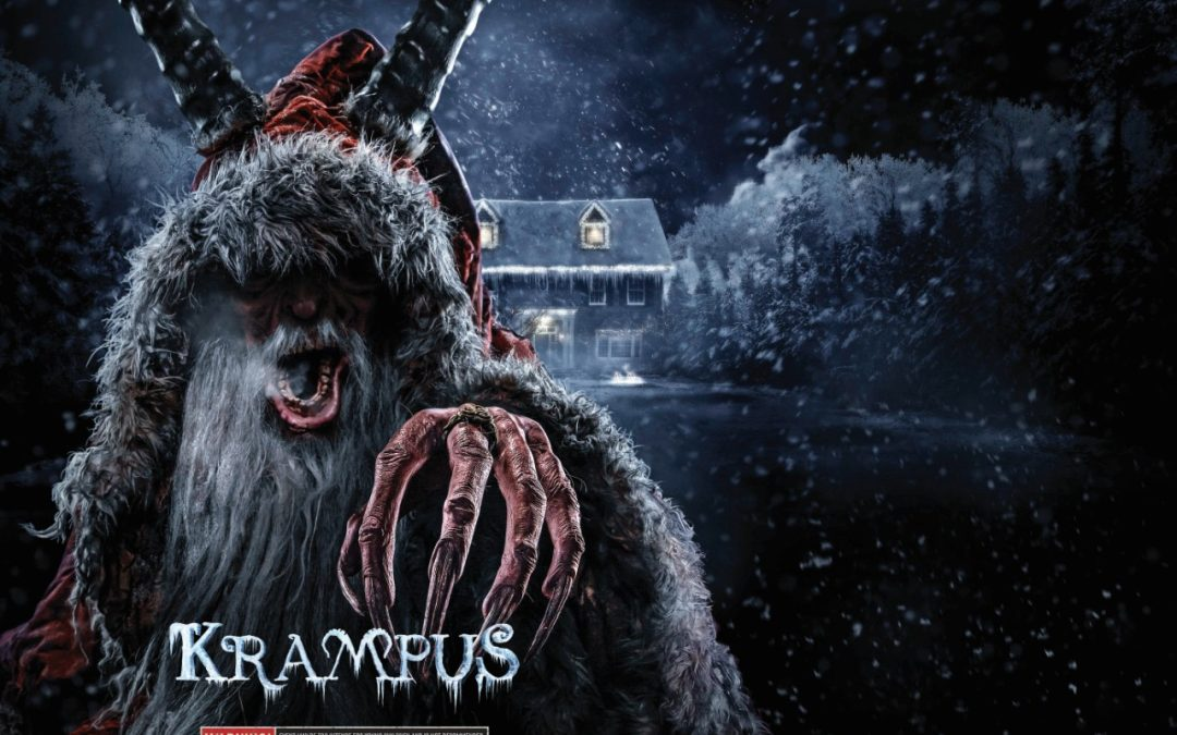 Face Your Christmas Fears with 'Krampus' in the Latest Maze from Halloween Horror Nights!