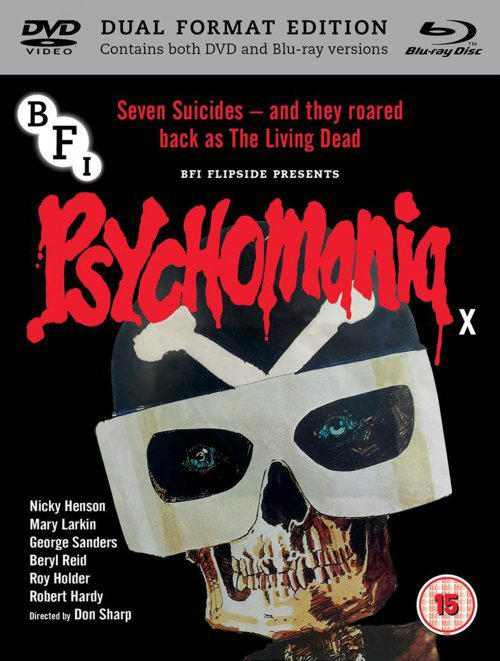 Classic 'Psychomania' To Get A Blu-Ray Release