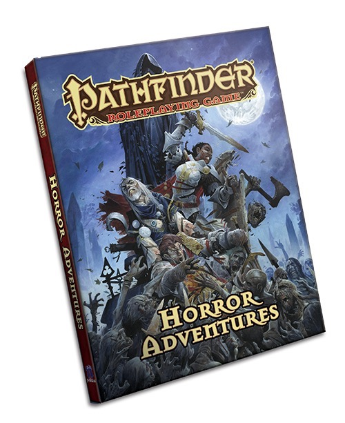 'Pathfinder Roleplaying Game: Horror Adventure' is Out Now!