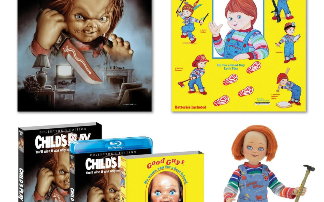 Scream Factory to Release Special Edition of 'Child's Play' This October!