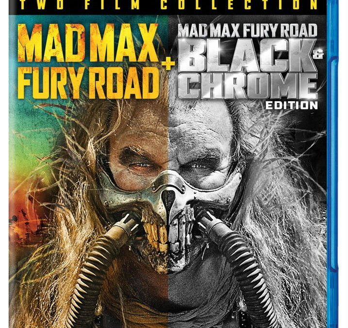 Are You Ready To Bring Home The 'Mad Max High Octane Collection'?