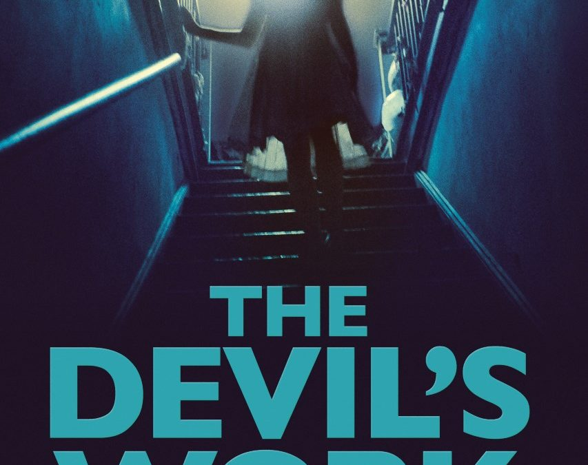 Enter to Win a Copy of 'The Devil's Work' by Mark Edwards!