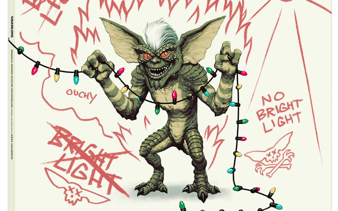 Get the 'Gremlins' Soundtrack On Vinyl Now!
