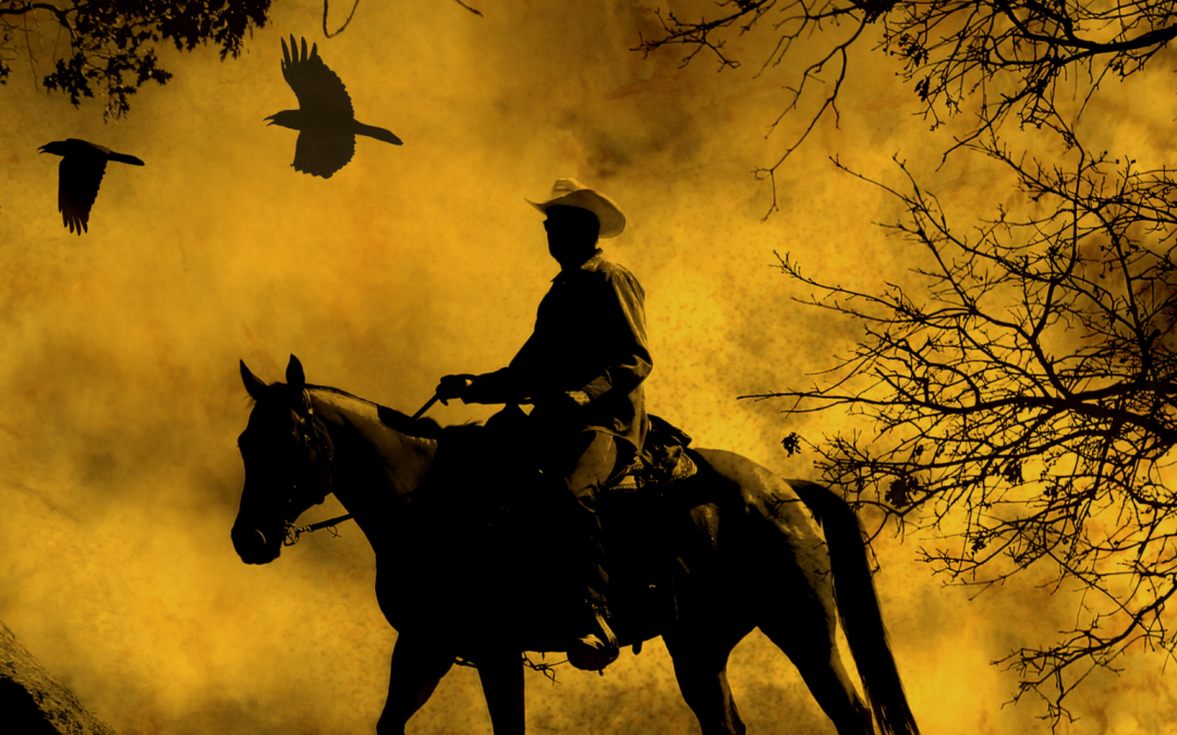 Eerie Trails of the Wild Weird West by Maynard Blackoak – Guest Post