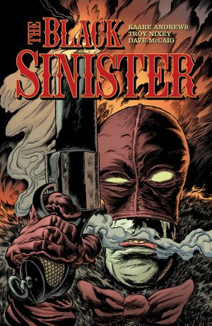 The Black Sinister – Book Review