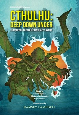 Cthulhu Deep Down Under – Book Review