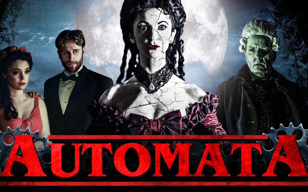 Hex Studios Announces Gothic Thriller 'Automata'