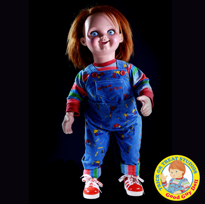 Ever Want a Good Guys Doll from 'Child's Play?'