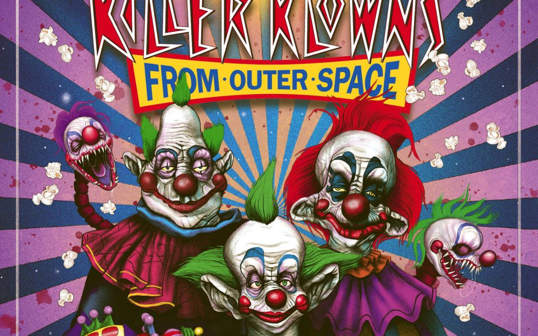 'Killer Klowns from Outer Space' Available on Blu-ray April 24th