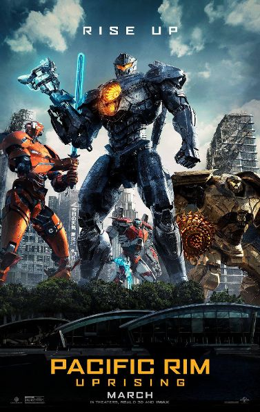 Here is What You Can Expect from the 'Pacific Rim Uprising' This June!
