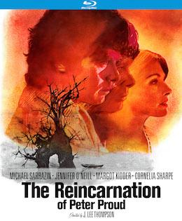 'The Reincarnation of Peter Proud' (1975) Available on Blu-ray and DVD May 29th