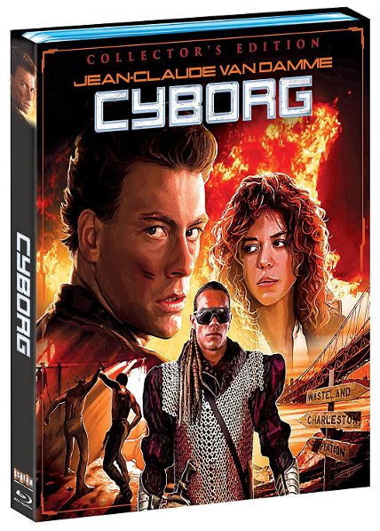 Be Ready for This Collector's Edition of 'Cyborg!'