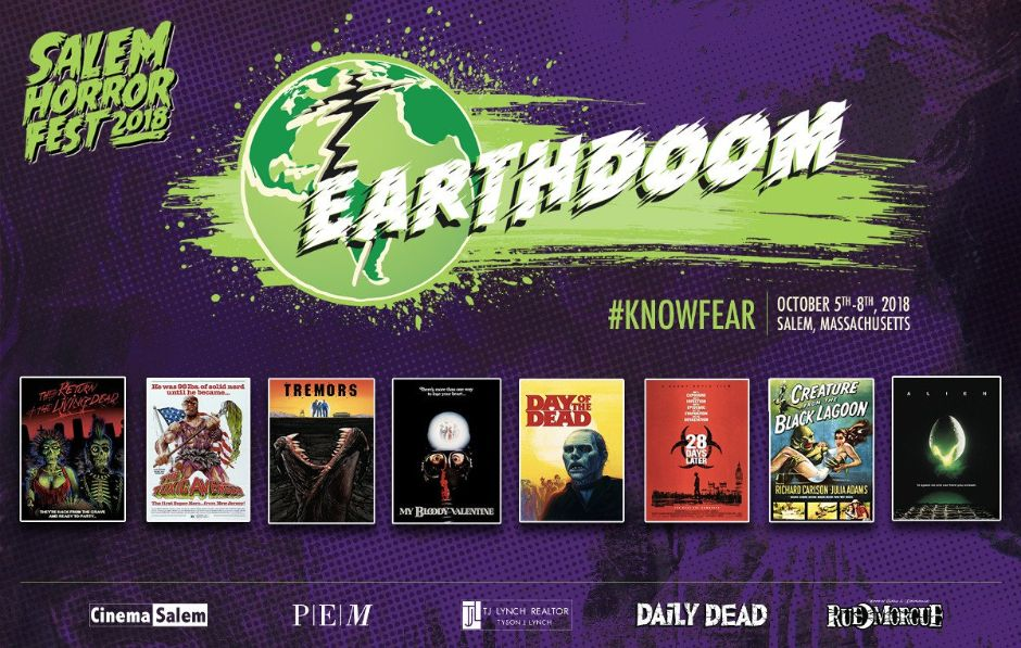 Salem Horror Fest's 'Earthdoom' is Coming This October!