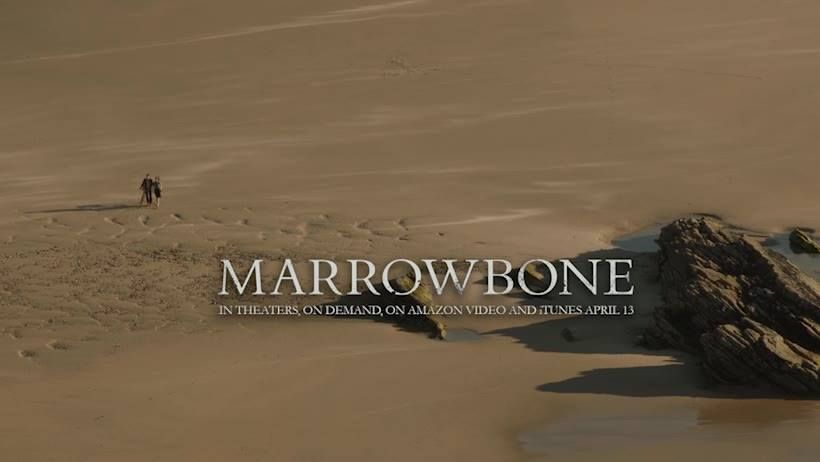 'Marrowbone' Premieres a New Clip!