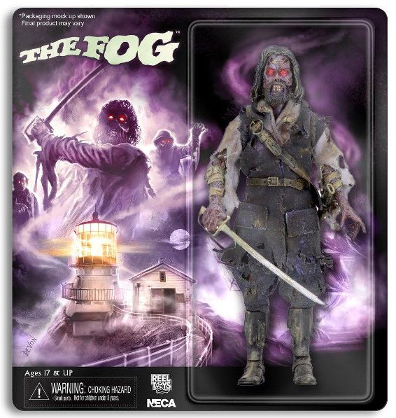 NECA Wants You to Celebrate 'The Fog' with This New Action Figure!