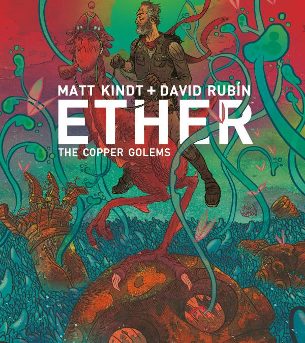 'Ether: Copper Golems #1' Available May 16th