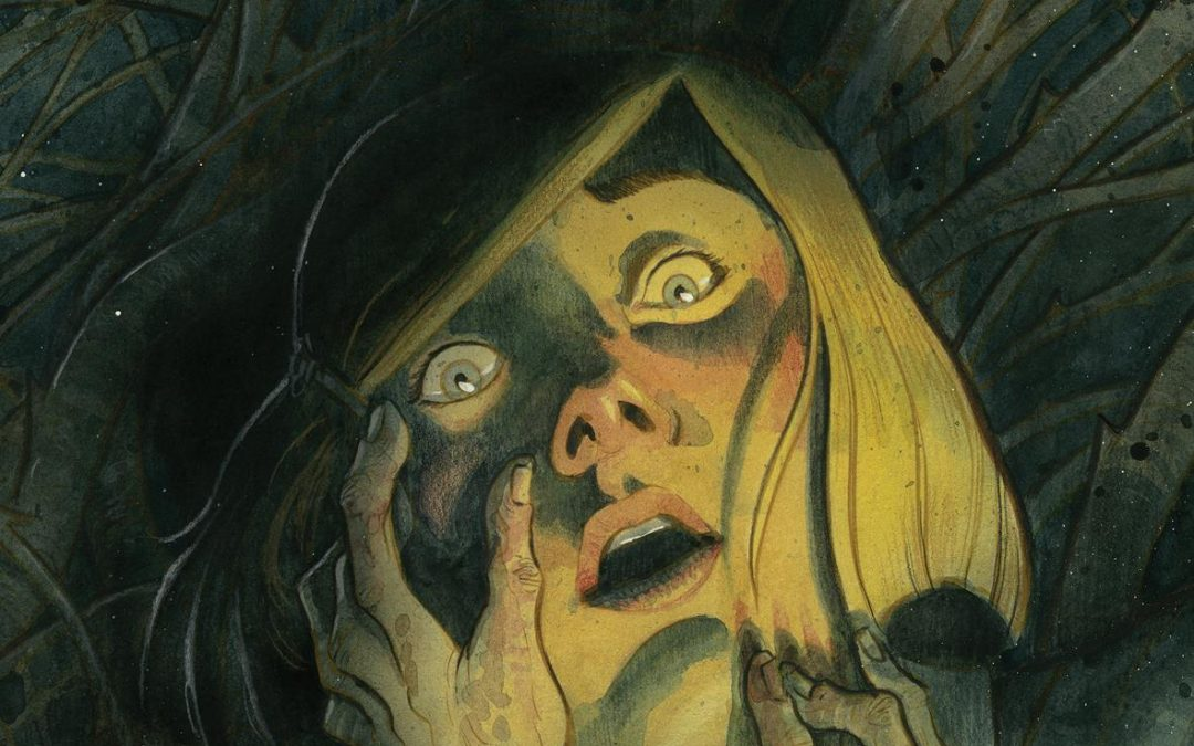 Dark Horse to Release Cullen Bunn and Tyler Crook's 'Harrow County' Library Edition this Fall
