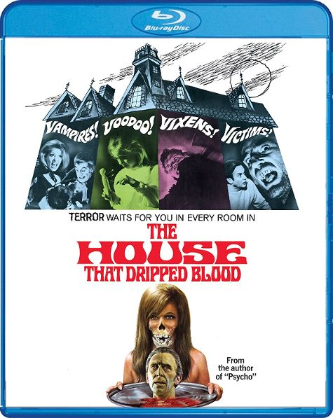 The House that Dripped Blood – Blu-ray Review