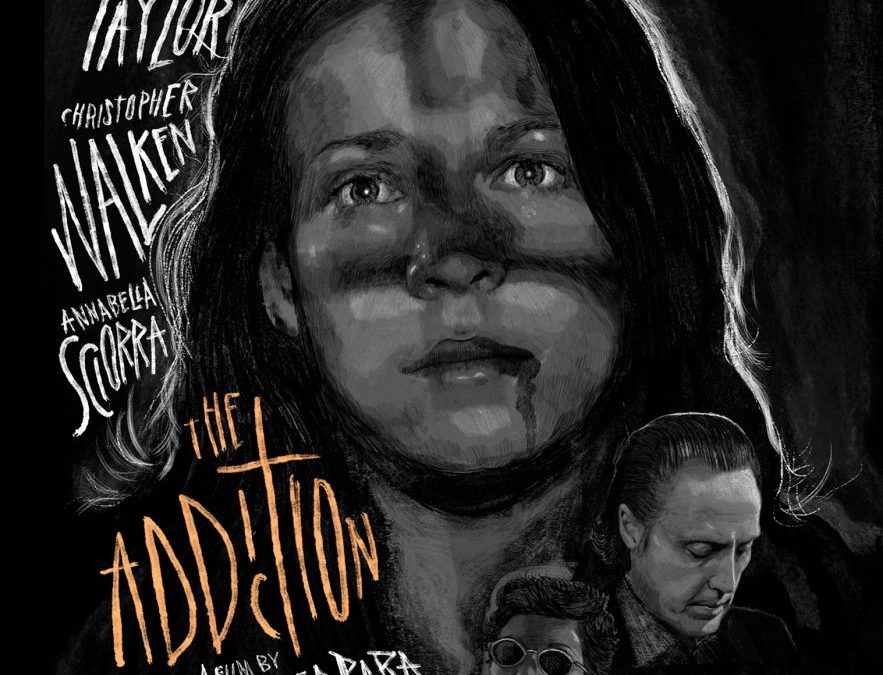 'The Addiction' (1995) Available on Blu-ray June 26th