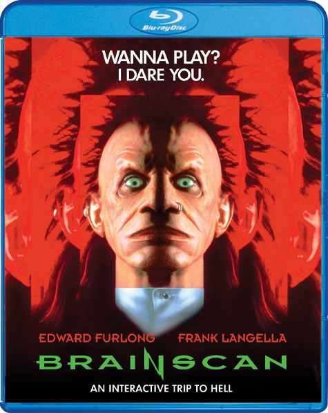 Scream Factory is Going to Give You a 'Brainscan!'