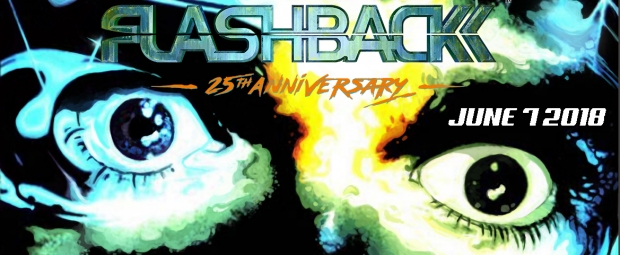 New Release Date for 'Flashback'