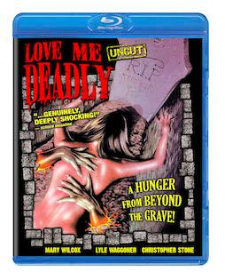 'Love Me Deadly' (1972) Available on Blu-ray July 24th