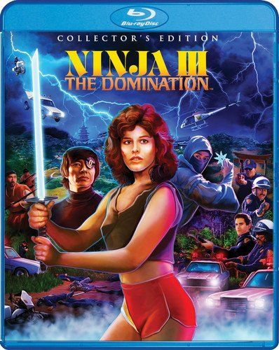 Ninja III: The Domination – Blu-ray Review