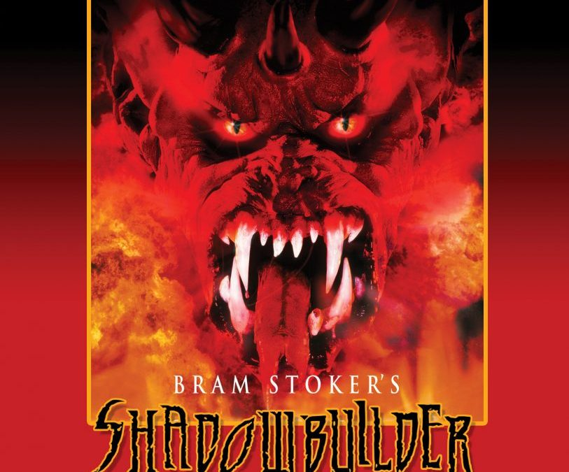 Bram Stoker's 'Shadowbuilder' Coming August 28th from MVD Rewind