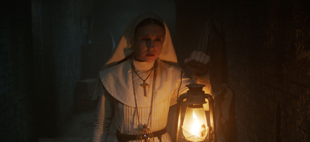 Watch the First Trailer for 'The Nun'