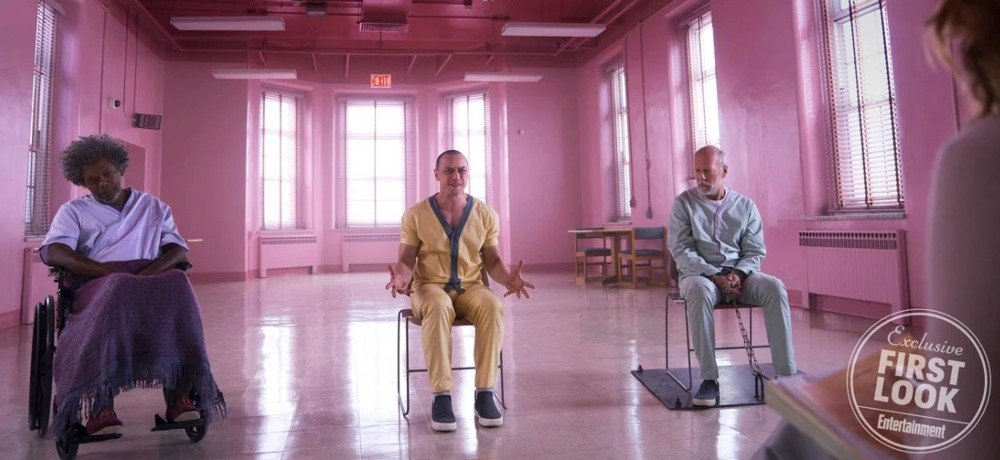 Watch the Trailer for M. Night Shyamalan's 'Glass'