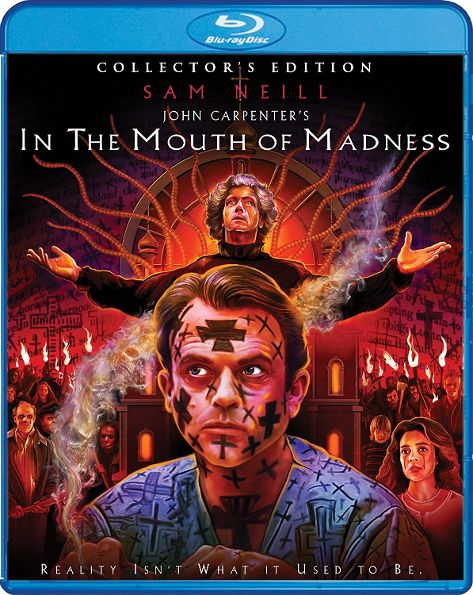 In the Mouth of Madness – Blu-ray Review