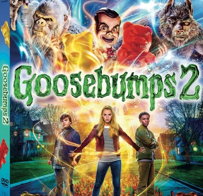 You Can Take 'Goosebumps 2' Home After The Holiday Season