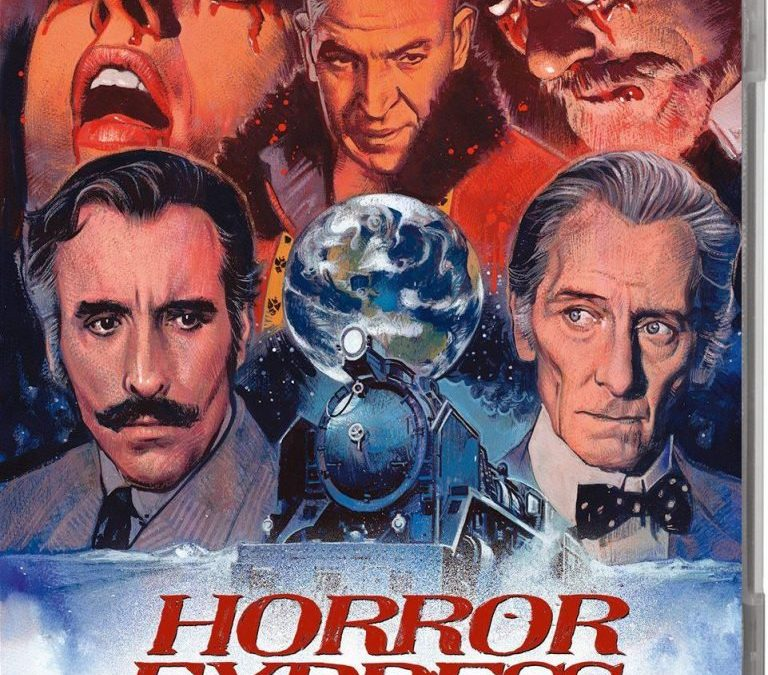This February You Can Take Home 'Horror Express' On Blu-Ray!