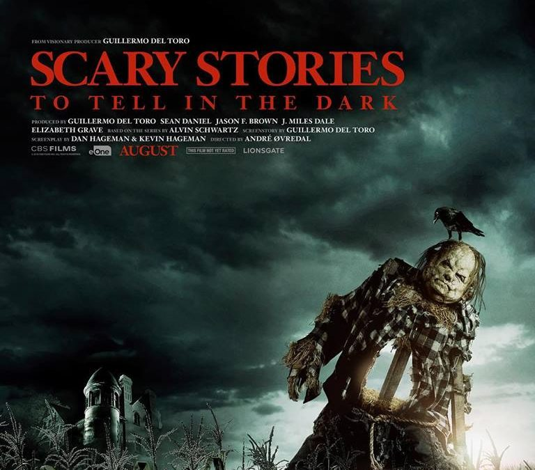 Are You Ready For Scary Stories to Tell in the Dark?